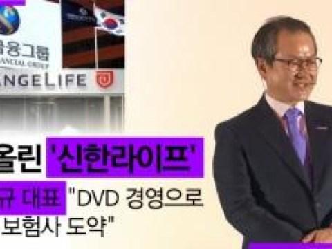 """'Shinhan Life' mengangkat jangkar… Presiden Sung Dae-gyu """"Melompat ke perusahaan asuransi kelas satu dengan manajemen DVD"""""""