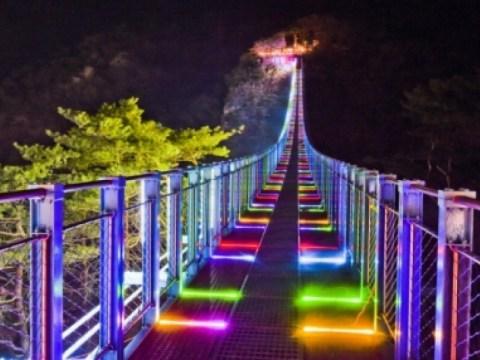 Bagian dari Area Wisata Ganhyeon, bernama 'Taman Lembah Sogeumsan