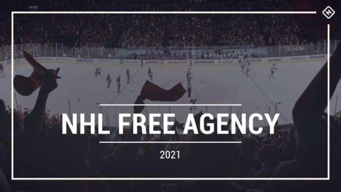 NHL 자유 계약 추적기 2021: 실시간 업데이트, 뉴스, 소문, 계약 및 거래에 대한 분석