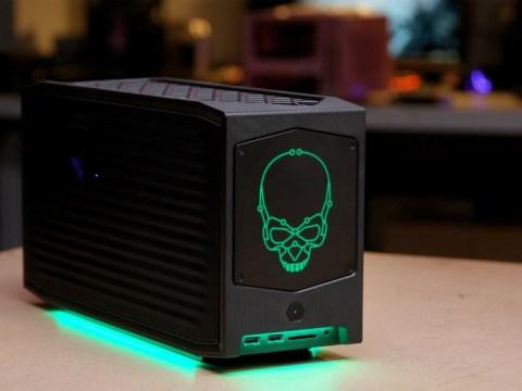 Intel Beast Canyon NUC11BTMi9 리뷰: 더 큰 설치 공간은 이 게임용 PC의 매력을 축소합니다.