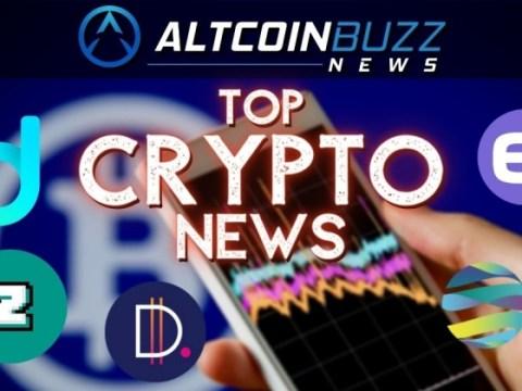 주요 암호화 뉴스: 7/29