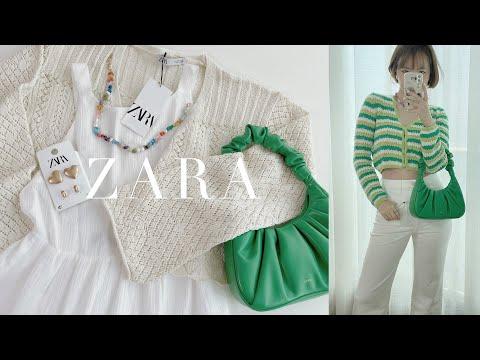 Zara's New Fashion Howl |  Dress, cardigan, pants etc.  9 new reviews |  ZARA One Brand Fashion Haul |  Inionni