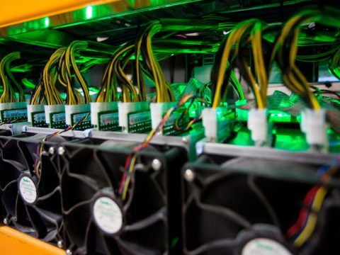 An EV company is planning a crypto-mining car that will dig for bitcoin and dogecoin while parked