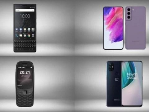 2021년 8월 출시 예정 스마트폰 목록