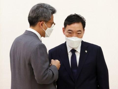 'Tersangka spekulasi' Kim Ki-pyo mengundurkan diri sebagai sekretaris anti-korupsi…  Penerimaan langsung Presiden Moon