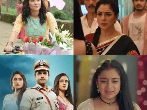 Yeh Rishta Kya Kehlata Hai, Anupamaa, Imlie 등 – 이번 주 최고의 TV 쇼를 위해 매장에서 확인하세요.