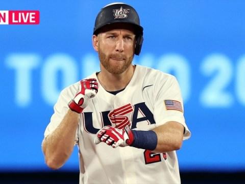 미국 야구 대 일본 실시간 스코어, 업데이트, 2021년 올림픽 금메달 경기 하이라이트