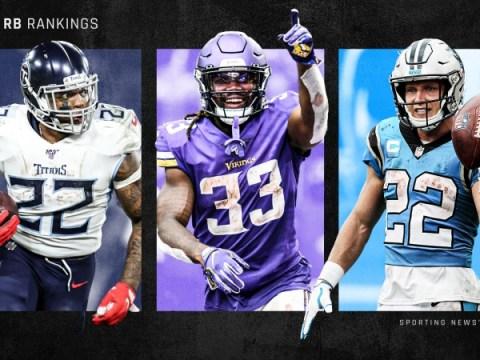 2021 시즌 NFL 최고의 런닝백 순위 1-30