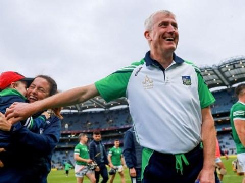 John Kiely กีดกันการพูดคุยแบบสองต่อหนึ่งในขณะที่ Limerick เคลื่อนไหวภายใน 70 นาทีของประวัติศาสตร์