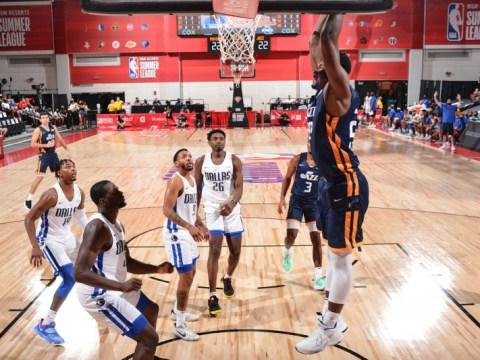 NBA Summer League 2021: 수요일 라스베가스 결과의 점수 및 하이라이트