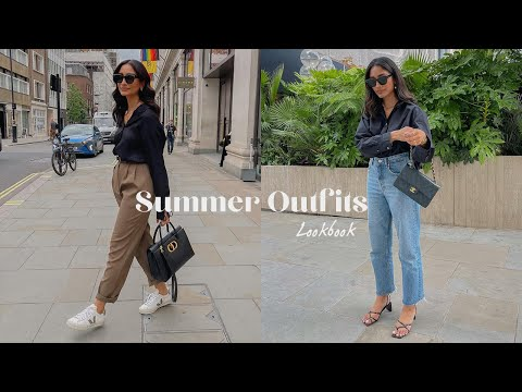 SUMMER OUTFITS 2021 | LOOKBOOK