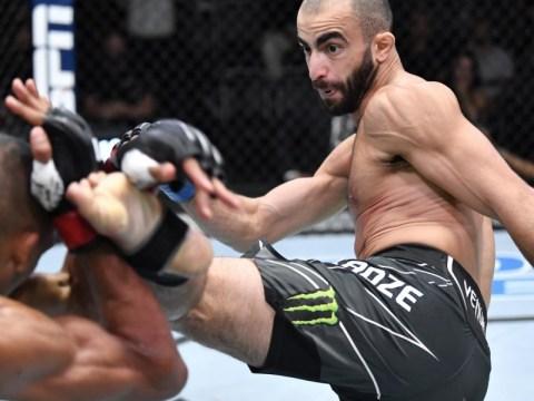 UFC on ESPN 30 결과: Giga Chikadze, Edson Barbosa 3라운드 TKO승