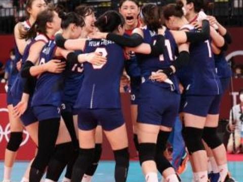 """[Tokyo 2020] Kim Yeon-kyung, yang memimpin perempat final, """"Kekuatan pendorong kemenangan di Jepang adalah kerja tim"""""""