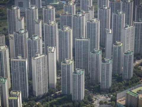 4 dari 10 apartemen di Seoul akan dibeli pada tahun 2030