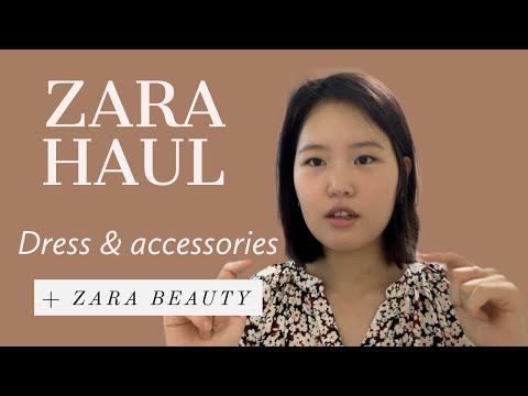 Zara's New One Piece Howl💸 🛍 / Рекомендуемые предметы Zara Beauty 🙈 / Палитра теней / Помада 💋