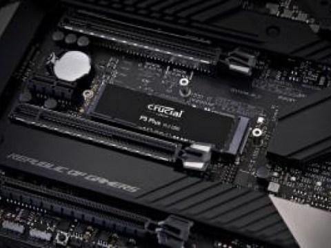 Micron merilis SSD Crucial P5 Plus M.2 NVMe yang kompatibel dengan PCIe Gen4