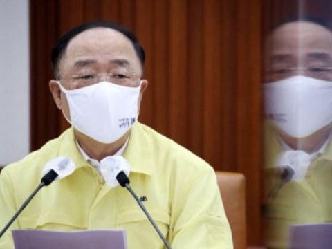 """Nam-ki Hong """"Pertimbangkan apakah akan memperpanjang jatuh tempo utang dan penangguhan pembayaran bunga di sektor keuangan untuk usaha kecil pada bulan September"""""""