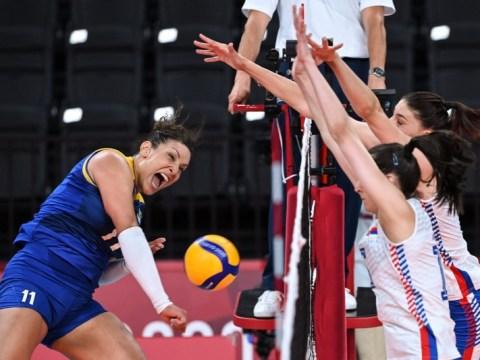 Pemain bola voli putri Korea kedapatan doping dengan striker Brasil