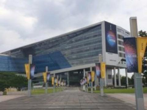 Kota Seongnam, pengelola kompleks apartemen juga memerintahkan perintah administrasi untuk tes corona terlebih dahulu