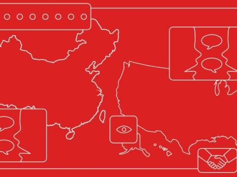미국에서 연구하는 중국 현황: 국가 위원회 설문 조사 풀기