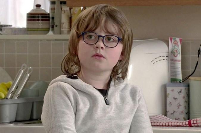 Corrie의 Sam Blakeman 배우는 Jude Riordan은 누구입니까? NTA 수상자 중 최연소입니다.