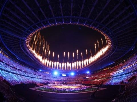 Turut berduka cita dan prihatin…  Penutupan Olimpiade Tokyo 2020