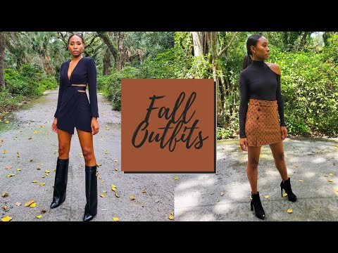 Fall Outfits   Casual Fall Outfits & Dressy Fall Outfits Lookbook 2021