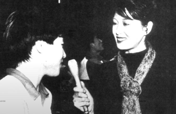 Siapa pengawas remaja?…  80-an 'Marilyn Monroe di Lapangan'