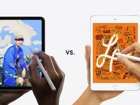 새로운 iPad mini가 iPad mini 5 및 iPad Air와 비교되는 방법은 다음과 같습니다.
