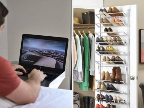 침실에 수납 공간이 없는 경우 필요한 제품 37가지