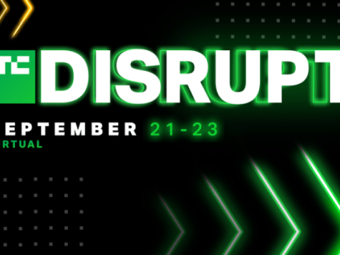 TechCrunch Disrupt 2021 사용자 가이드