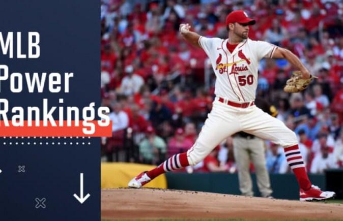 MLB 파워 랭킹: 플레이오프 레이스에서 등반하는 카디널스