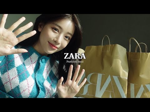 [ZARA] Zara Howls Herbstneuzugang mit 1 Million Won |  167/52 |  Cody in den 2030er Jahren |  Zara Einkaufen |  Zaras neues Bild |  Herbstkleidung auspacken