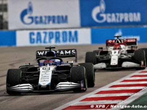 Alfa Romeo veut toujours dépasser Williams F1 au championnat