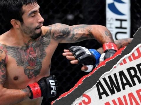 UFC 베가스 38: 산토스 대 워커