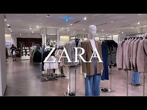 [видеоблог] Сожалею, если вы его не видите😬 ZARA Seasonal Items Shopping 2 ㅣ ZARA Autumn New ㅣ Daily Vlog ㅣ Shopping Vlog ㅣ ZARA Howl ㅣ Daily Look
