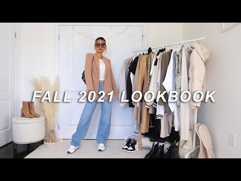 FALL LOOKBOOK 2021   Casual and Trendy Outfits