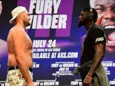 전문가들은 Tyson Fury 대 Deontay Wilder III에 반응합니다.