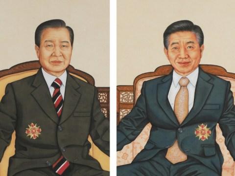 Temui potret presiden masa lalu di Cheongnamdae