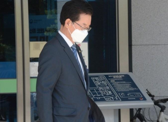 Anggota parlemen Partai Demokrat Jeong-soon Jeong, pemilu batal demi hukum…  Pengabaian Banding Pejabat Akuntansi