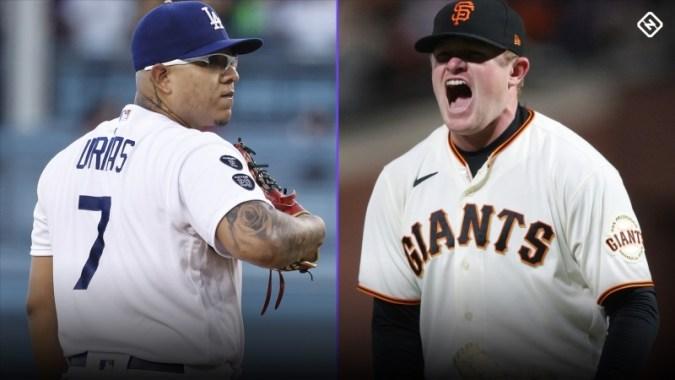 오늘 Dodgers vs. Giants는 어떤 채널에 있습니까?  시간, 2021 NLDS 게임 5의 TV 일정