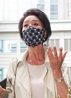 이재명 '낙선운동' 선언한 김부선…